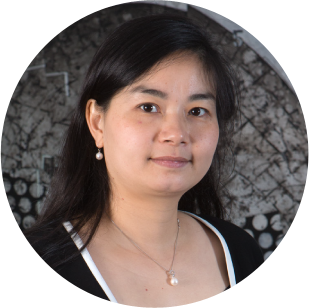 Ingrid Ye, PhD - VP and China Head