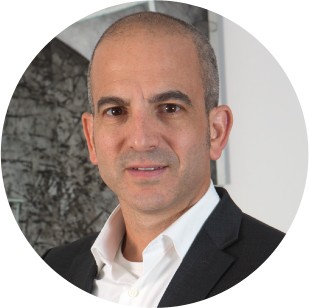 Yossi Choen CFO